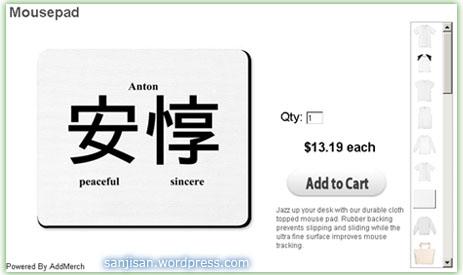 Belajar Menulis Nama Dalam Huruf Kanji Yuk Sanji S Secret